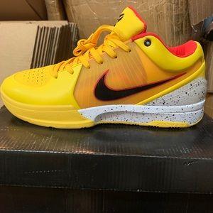 Kobe Nike zoom Protro 4 men size 11